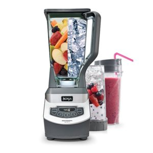 Ninja Professional Blender with Nutri Ninja Cups BL660
