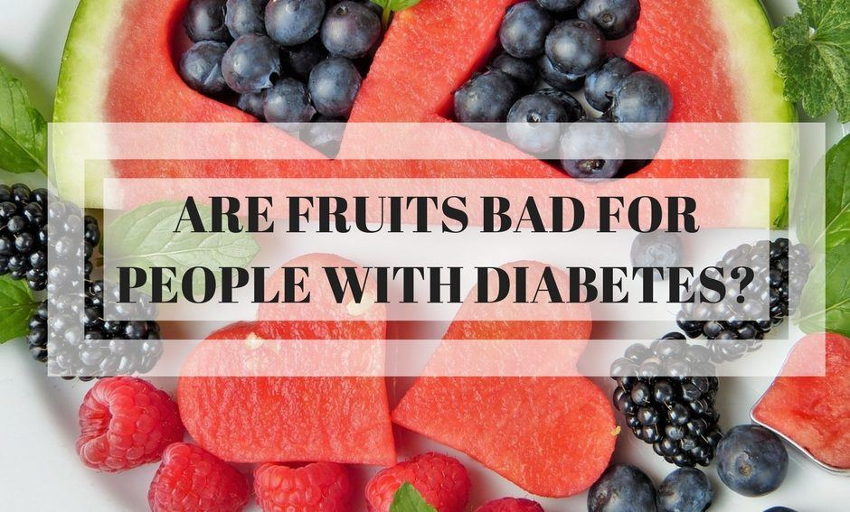 is fruit bad for people with diabetes