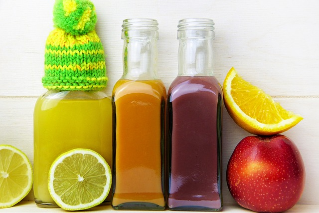 juice 4 ways to reduce stress