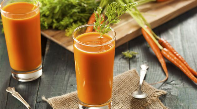carrot juice best juice for eye sight improvement