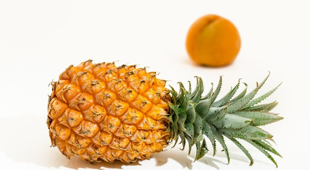 pineapple benefits weight loss