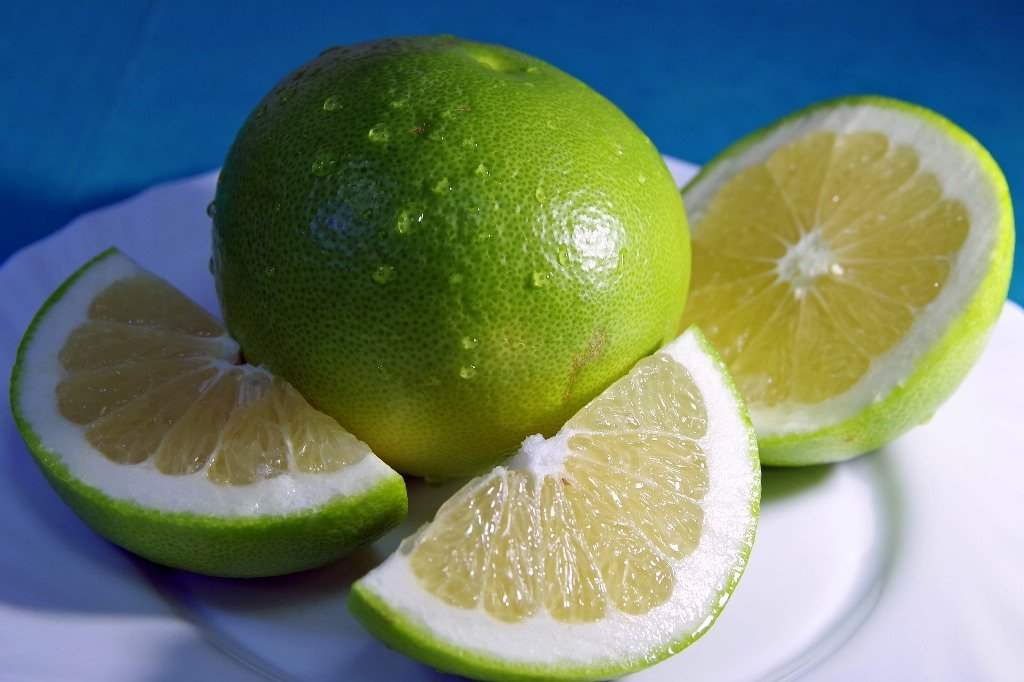 pomelo best fruits for fever