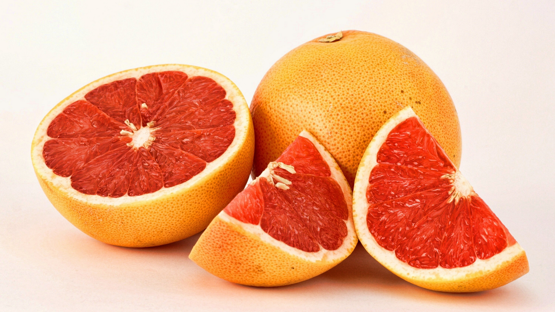 red orange fruits for winter