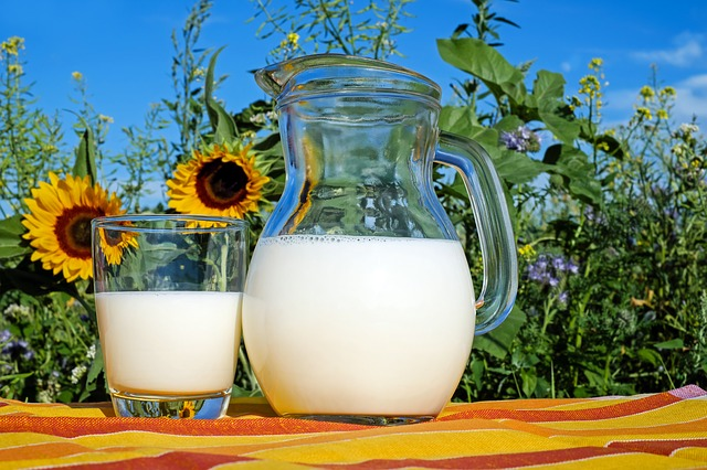 milk 4 ways to reduce stress