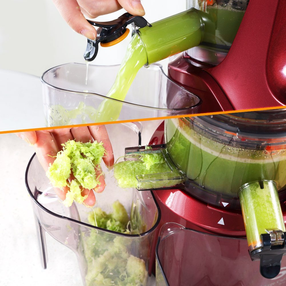 waste bin skg best masticating juicer