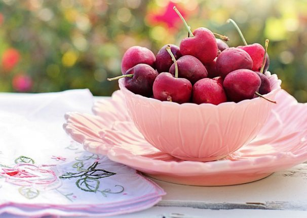 cherries best fruit for depression 1