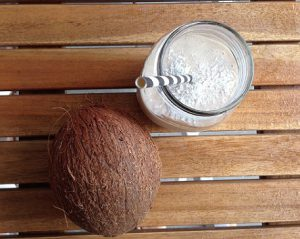coconut best fruit for depression