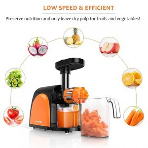 nutrihome best masticating juicer 3