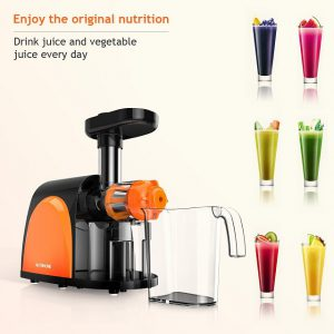 nutrihome best masticating juicer 5