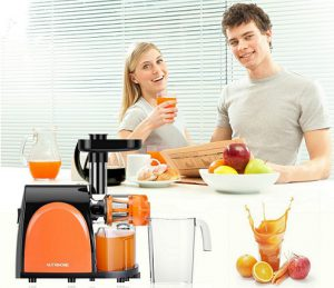 nutrihome best masticating juicer 7