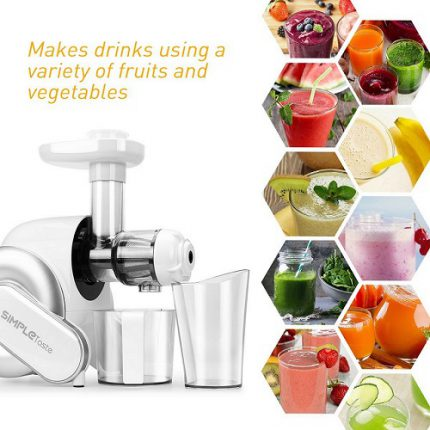 simpletaste best masticating juicer 4