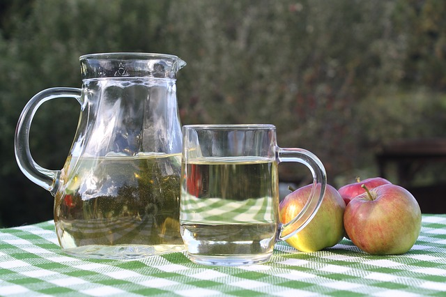 best fruits for stomach apple cider vinegar